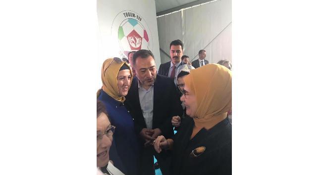Nazlı, Emine Erdoğanı Kütahyaya davet etti
