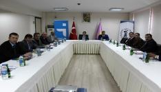 İl İstihdam ve Mesleki Eğitim Kurulu toplantısı ESOBda yapıldı