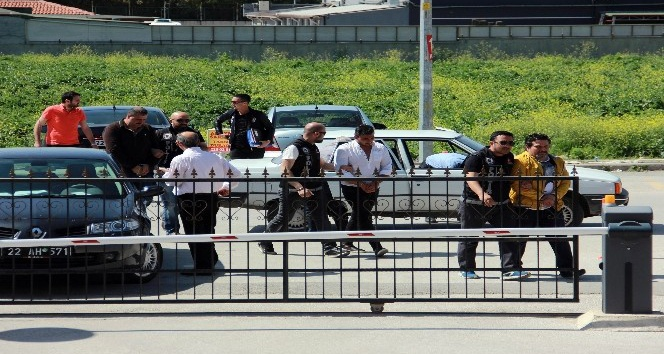 Edirne polisinden dev uyuşturucu operasyonu