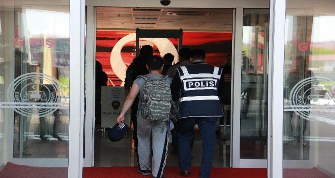 Edirnede FETÖnün askeri yapılanmasına operasyon