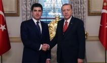 Cumhurbaşkanı Erdoğan, Barzani'yi kabul etti!