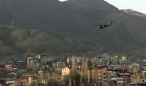 Hakkaride mayına basan 4 asker hafif yaralandı