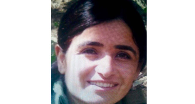 İşte öldürülen o kadın terörist