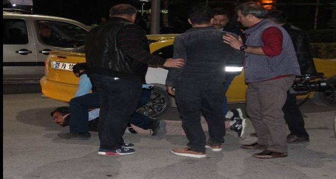 Elazığdaki huzur operasyonunda aranan 7 şüpheli yakalandı