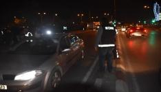 İzmirde Güven Huzur 5 uygulaması yapıldı