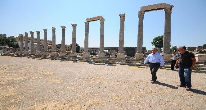 İzmir Büyükşehir Belediyesinden turizme büyük destek