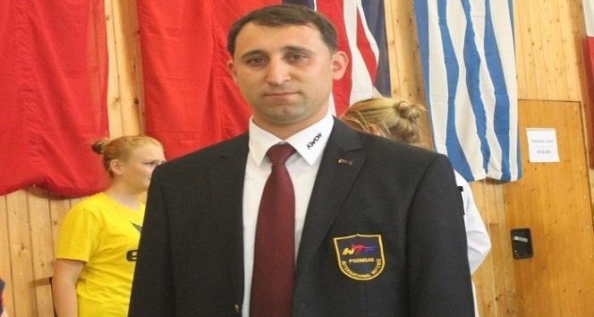 Recep Başkan, Avrupa Şampiyonasında hakemlik yapacak