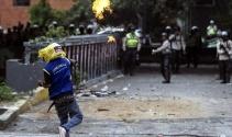 Venezuela'da ölü sayısı 29'a yükseldi