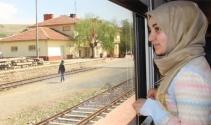 Trenle tarihe nostaljik yolculuk