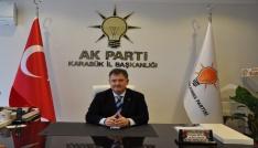 İl Başkanı Saylar 1 Mayısı kutladı