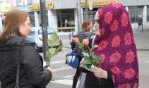 Avrupa'da 'Buyrun, Ben Müslümanım' etkinliği