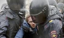 Rusya'da Putin karşıtı gösteri