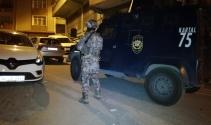 İstanbulda şafak operasyonu! Özel harekat destek verdi...
