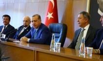 Cumhurbaşkanı Erdoğan: 'TSK her an buralara gelebilir'