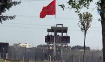 Sınırda güvenlik kuleleri yükseliyor