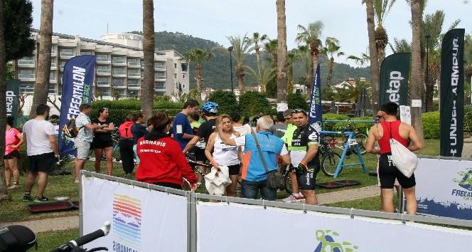Freeathlon Fun Race Marmariste Gerceklesti
