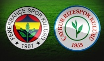 Fenerbahçer Rizespor şifresiz CANLI radyo dinle | FB Rize canlı veren radyo kanalları