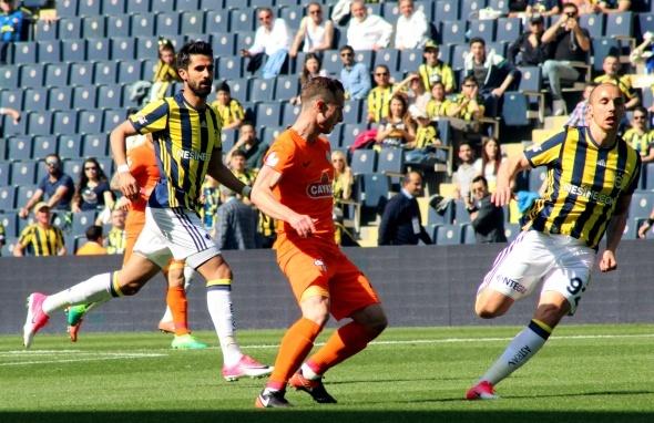 Fenerbahçe Çaykur Rizespor maçından özel kareler