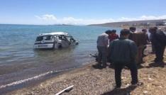 Ahlatta trafik kazası: 1 ölü 3 yaralı