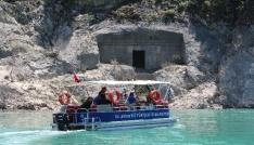 Arapapıştı Kanyonu turizme açıldı