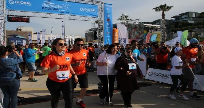 Global Run Bodrumun 4ünsü gerçekleşti