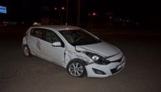 Siverekte trafik kazası: 2 yaralı