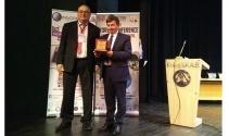 """""""Teknoloji Liderliği"""" ödülü YDÜ'ye"""