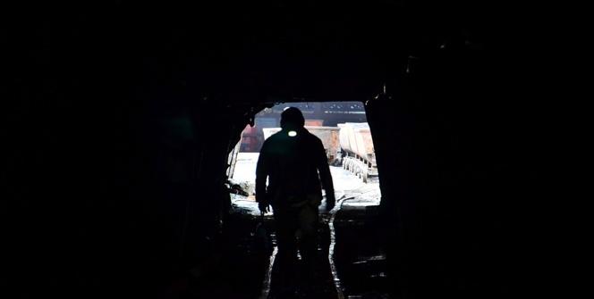Madenin başkentine ithal kömür