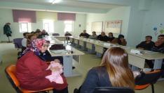 Osmaniyede sağlık çalışanları Anne sütünün teşviki konusunda eğitildi