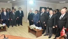 7.Bölge İstişare ve Değerlendirme Toplantısı Gümüşhanede yapıldı