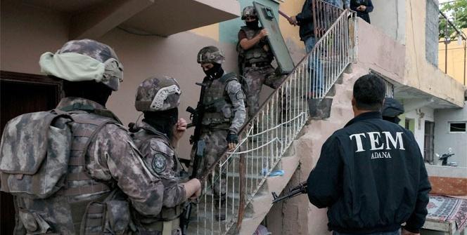 DEAŞ'a yönelik operasyon: 12 gözaltı
