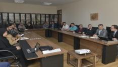 KMÜde proje hazırlama eğitimi