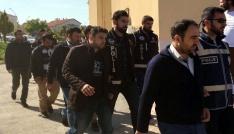 Karamanda FETÖnün emniyet imamı 9 kişi adliyeye sevk edildi