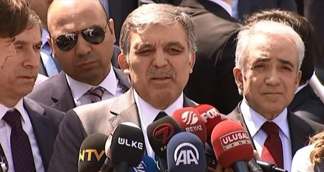 Abdullah Gül, Baykalın açıklamalarına yanıt verdi: Ciddiye almadım