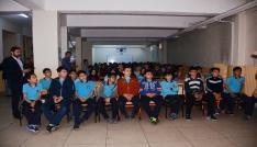 Sinopta astım konferansı