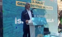 Yazar İskender Pala'dan gençlere 'Beni tarihe gömün' öğüdü