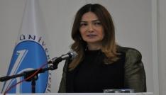 """Azerbaycan Milletvekili Paşayeva, """"Yüzyıl önce bu coğrafyada Ermenistan adlı bir devleti kurmakla, Türkleri oradan kovmakla yetinmediler. Dediler ki Türkler arasındaki sınırı tamamen kaldırmak gerekir"""""""
