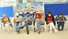 KMÜde kitap okuma etkinliği