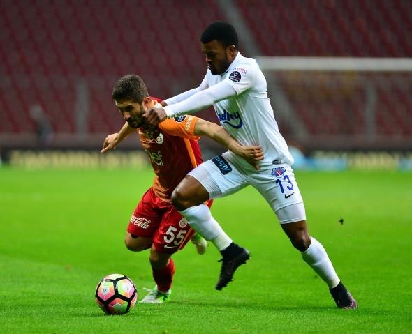 Galatasaray Kasımpaşa maçından özel kareler