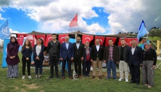 Uşak ta Türk gelenekleri yaşatıldı