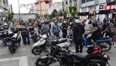 İsmetpaşaya bisiklet ve motosikletle girenlere ceza yağdı