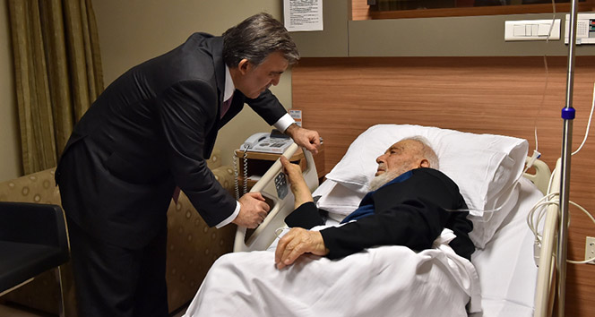11. Cumhurbaşkanı Abdullah Gülün babası hayatını kaybetti