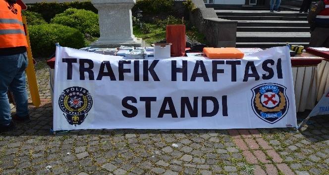 Sinopta Karayolu Güvenliği ve Trafik Haftası