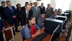 Yozgatta köy okullarına bilişim sınıfı kuruluyor