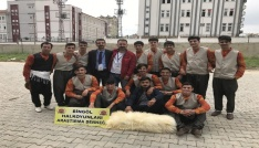 Bingöl Halk oyunu ekipleri Türkiye finalinde yarışacak