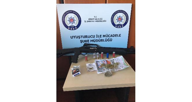 Sinopta uyuşturucu operasyonu: 6 gözaltı
