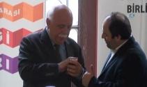 Bakan Avcı'ya sürpriz| Abdulhamid yüzüğü...