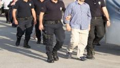 Uşak merkezli FETÖ operasyonunda 14 kişi gözaltına alındı