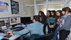 Bartın Üniversitesi Eskişehirden Lise Öğrencilerini ağırladı