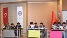 Gençte ilkokul öğrencileri bilgide yarıştı